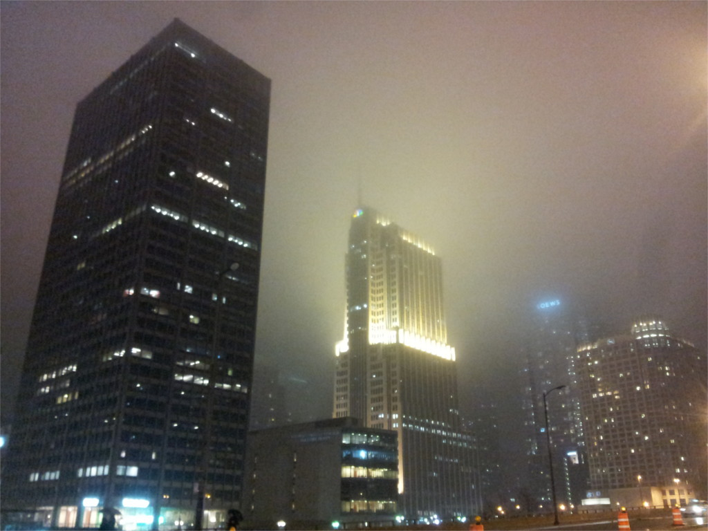 Foggy Nights in the Loop