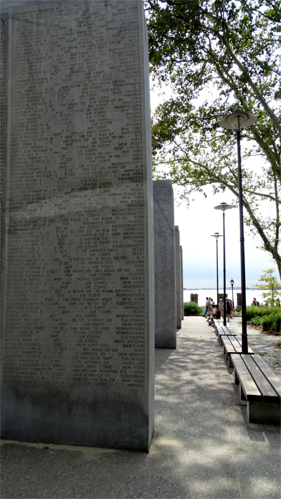 New York City: East Coast Memorial