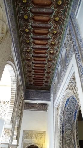 Corridor around the Patio of the Dolls