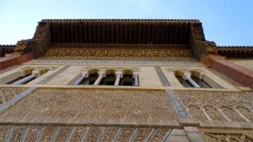 Mudejar facade