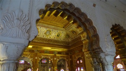 Phool Mahal and its arches