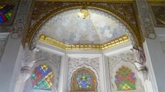 The windows of Phool Mahal
