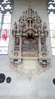The Epitaph of Jodokus von Droste